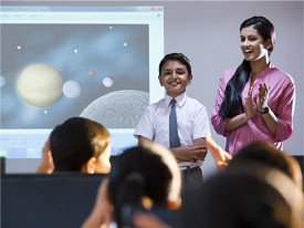 Scientifically designed AC Classrooms